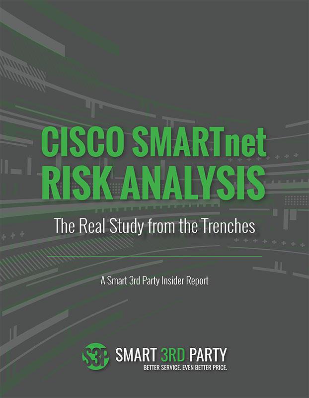 Cisco SmartNet Risk Analysis